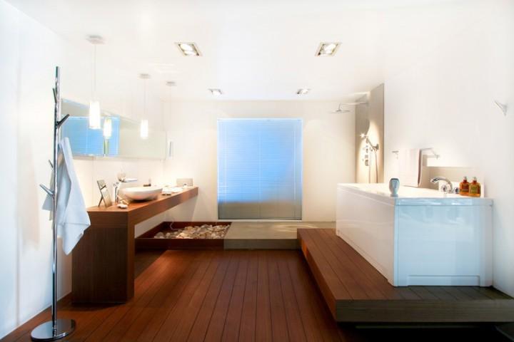 Badezimmer Holzfliesen Unglaublich On Für Das Bad Worauf Sie Achten Sollten Und Preisübersicht 5