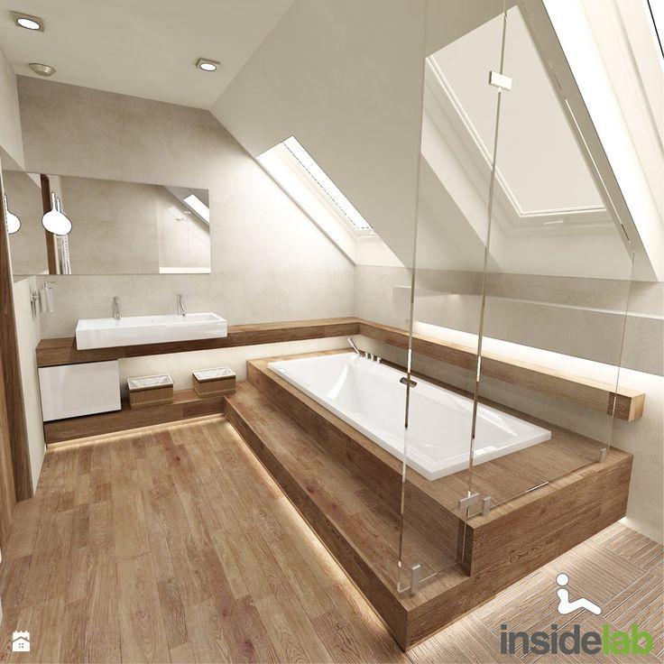 Badezimmer Holzfliesen Unglaublich On In Bezug Auf Die Besten 25 Bad Ideen Pinterest Master Dusche 2
