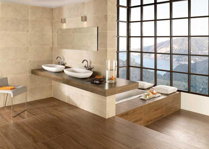 Badezimmer Holzfliesen Zeitgenössisch On In Bezug Auf Die Besten 25 Bad Ideen Pinterest Master Dusche 9