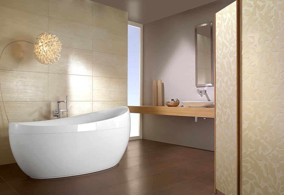 Badezimmer Ideen Braun Stilvoll On Für Ausgezeichnet Beabsichtigt 8