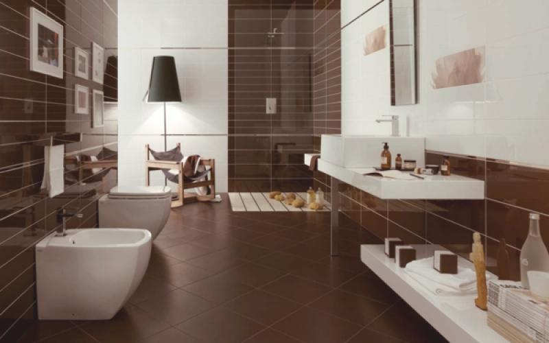Badezimmer Ideen Weiß Braun Unglaublich On Für Weiss Eyesopen Co 6