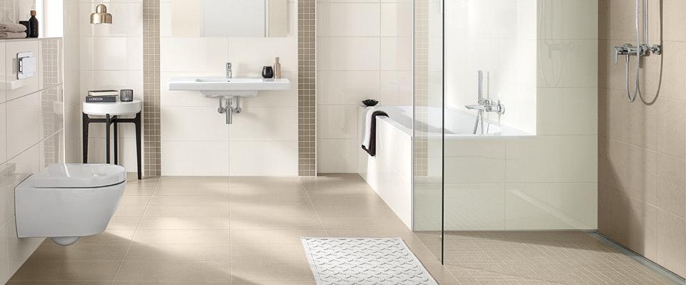 Badezimmer Ideen Weiß Braun Wunderbar On Mit Wei Crem Design 8