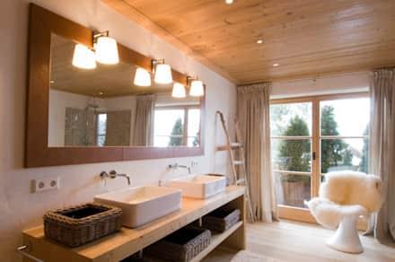 Badezimmer Im Landhausstil Exquisit On In Bezug Auf Ideen Einrichtung Bilder Homify 6