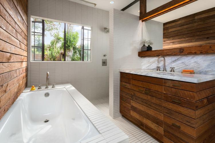 Badezimmer Im Landhausstil Großartig On In Bezug Auf Ideen Zum Kreieren Des Stils 2