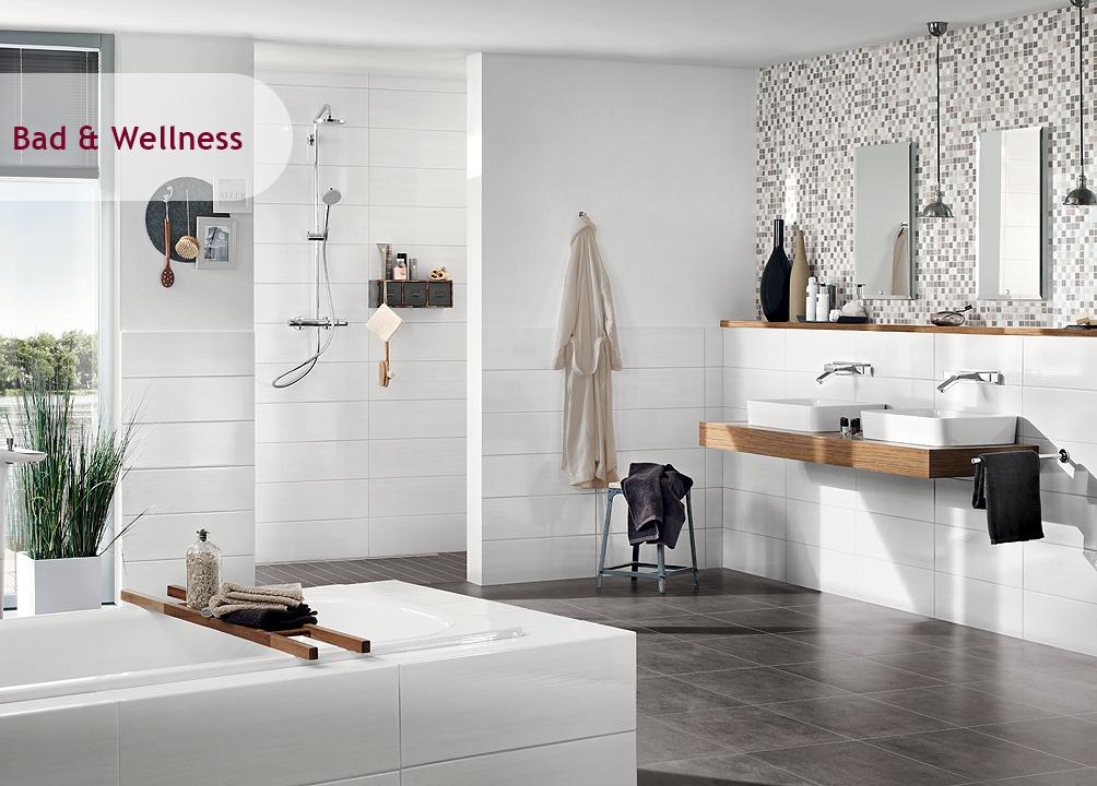 Badezimmer Mit Weiß Und Anthrazit Glänzend On Auf Bad Weiss Wohndesign 7