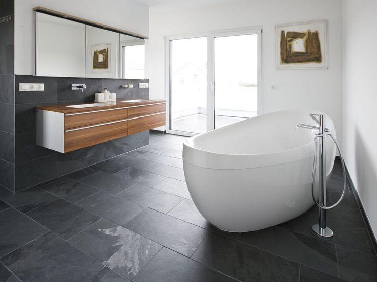 Badezimmer Mit Weiß Und Anthrazit Modern On Für Solarium Best 25 Bad Fliesen 2
