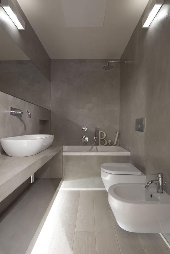 Badezimmer Modern 2015 Fein On überall Gepolsterte Moderne Deko Idee Oder 4 1