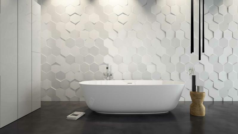 Badezimmer Modern 2015 Herrlich On In Bezug Auf Fliesen 7 Aktuelle Design Trends Im Bad