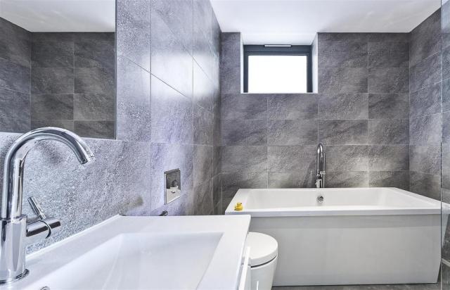 Badezimmer Modern Grau On Auf 106 Bilder Beispiele Für Moderne Badgestaltung 4