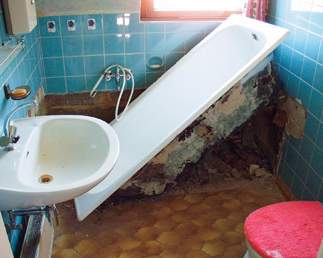 Badezimmer Selber Renovieren Bescheiden On Mit Bad Ablage Bauen Selbst De 4