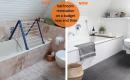Badezimmer Selber Renovieren Zeitgenössisch On Und Selbst Vorher Nachher DESIGN DOTS 1