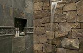 Badezimmer Stein