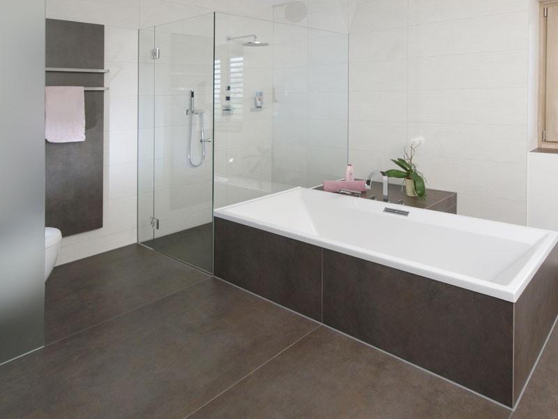 Badfliesen Braun Herrlich On Und Badezimmer Beige Wohndesign 2