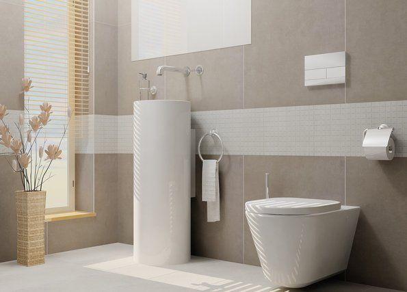 Badfliesen Grau Beige Interessant On Für Badideen 55 Ideen Und Moderne Designs Bad Design 4