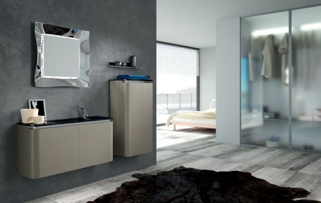Badmöbel Modern Herrlich On Beabsichtigt 74 Badeinrichtung Ideen Design Sets Von Ardeco 2