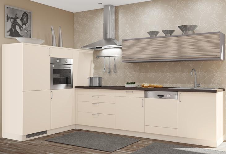 Beige Küche Einzigartig On überall Küchen Küchenfronten In Creme Magnolie Vanille Sand 6