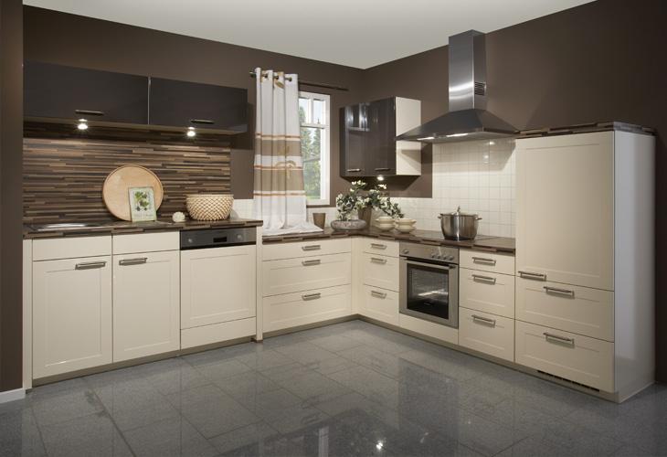 Beige Küche Erstaunlich On überall Küchen Küchenfronten In Creme Magnolie Vanille Sand 1