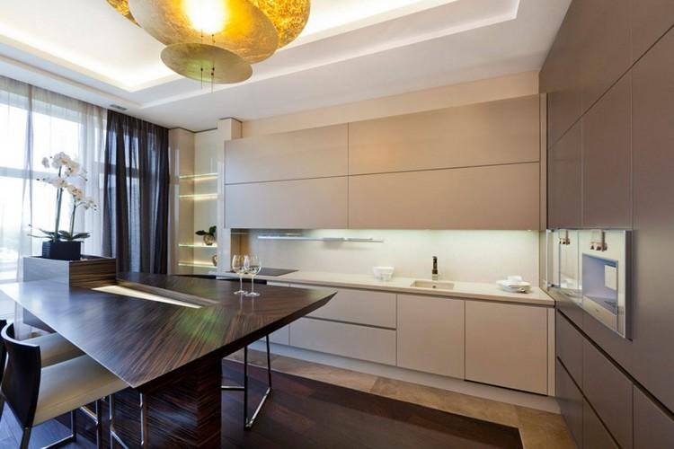 Beige Küche Nett On Auf Welche Farbe Für 85 Ideen Fronten Und Wandfarbe 9