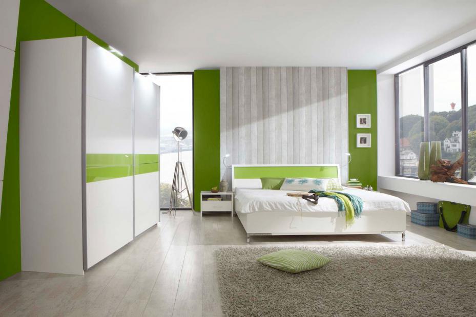 Beige Und Grün Fein On Wohndesign Ehrfürchtiges Moderne Dekoration Schlafzimmer Weiß 6