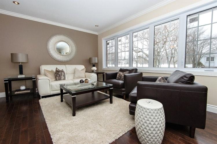 Beige Wandfarbe Weiße Möbel Ausgezeichnet On Mit Wohnzimmer Schwarz Weiß 3 Und 4