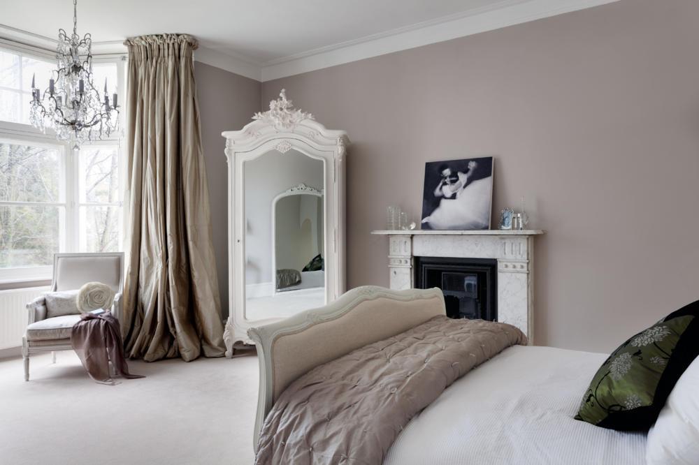 Beige Wandfarbe Weiße Möbel Exquisit On überall Modern Wand Awesome Ideas Home Design 6