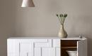 Beige Wandfarbe Weiße Möbel Interessant On Mit Muster Designs Auch 10 Deko 5