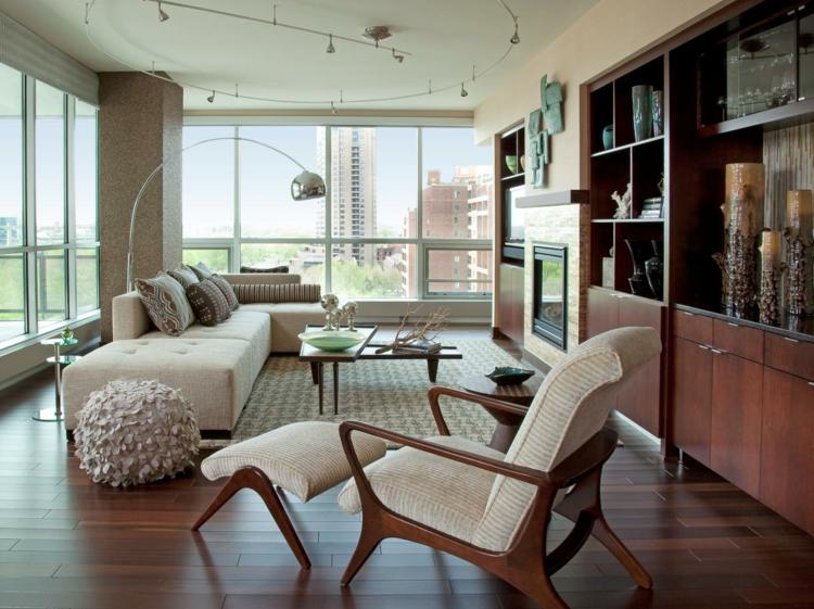 Beispiele Einrichtung Wohnzimmer Ausgezeichnet On Innerhalb Zum Einrichten 30 Moderne Ideen 3