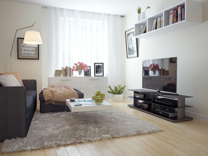 Beispiele Einrichtung Wohnzimmer Interessant On Beabsichtigt 1001 Einrichten Welche Ihre Einrichtungslust 5
