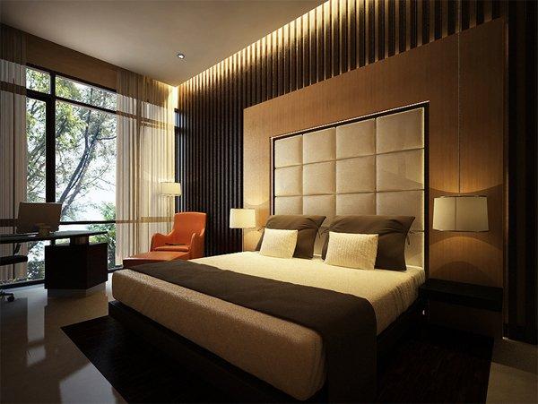 Beste Schlafzimmer Einfach On Mit Besten Designs Inspirierende Sowie Bett 6