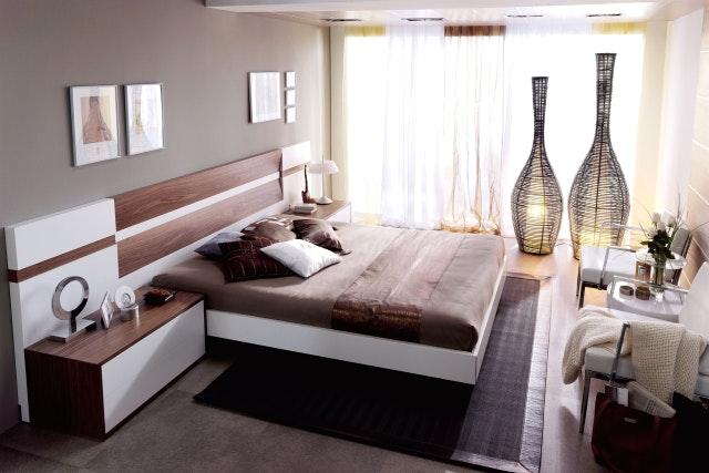 Bett Dekoration Braun Frisch On In Bezug Auf Deko Mit Einsicht Designs 3 Luxus 9 Und