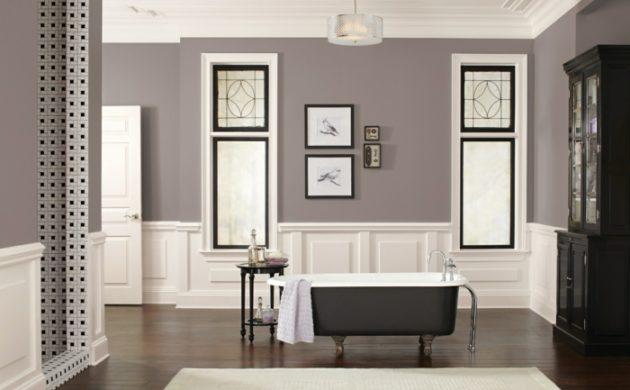 Bilder Wandfarben Ideen Exquisit On Für Einfach Trend Wandfarbe Wohnzimmer Gepolsterte Auf Oder 9