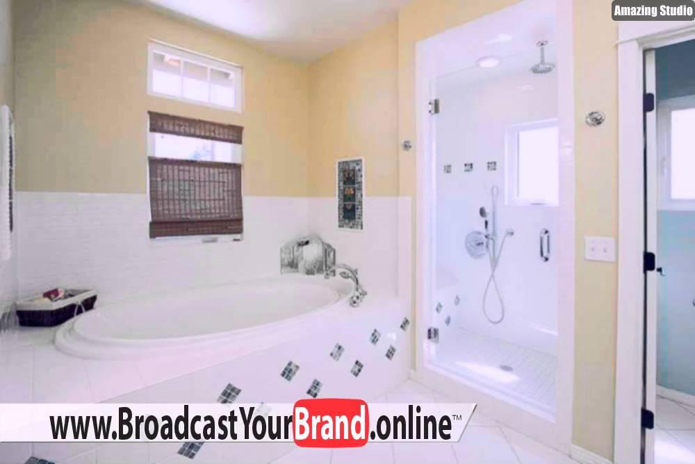 Bordüre Badezimmer Wunderbar On In Bezug Auf Fliesen Überkleben DIY YouTube 5