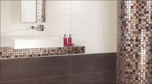 Bordüre Badezimmer Wunderbar On überall Mosaik Home Design Ideas 4