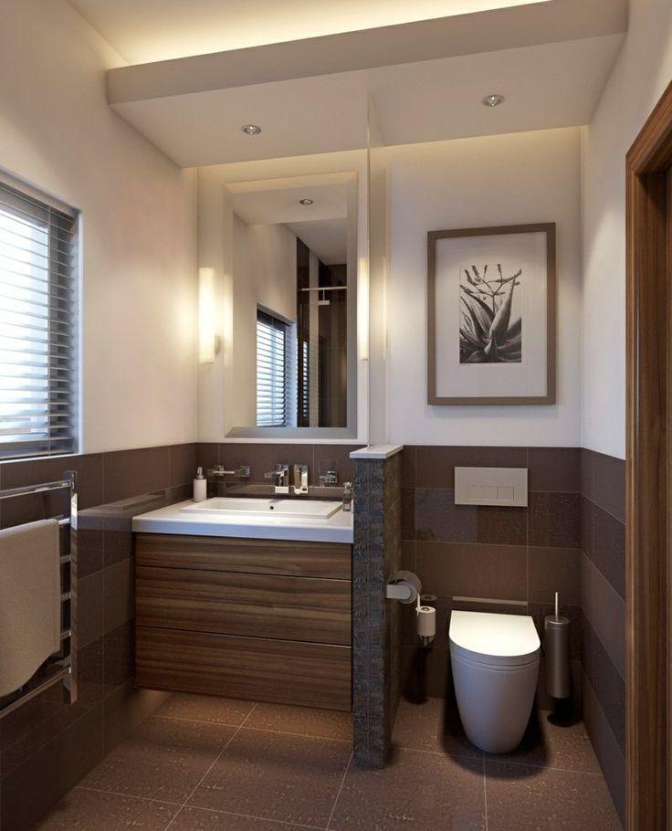 Braunes Badezimmer Unglaublich On Und Die Besten 25 Ideen Auf Pinterest Braun 3