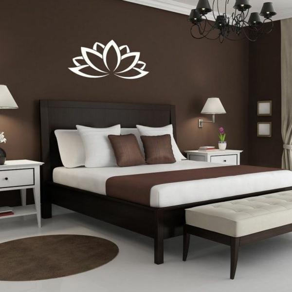 Brauntöne Wandfarbe Beeindruckend On Braun Auf Als Wandfarben Wie Kann Man Die Braunen Wände 5