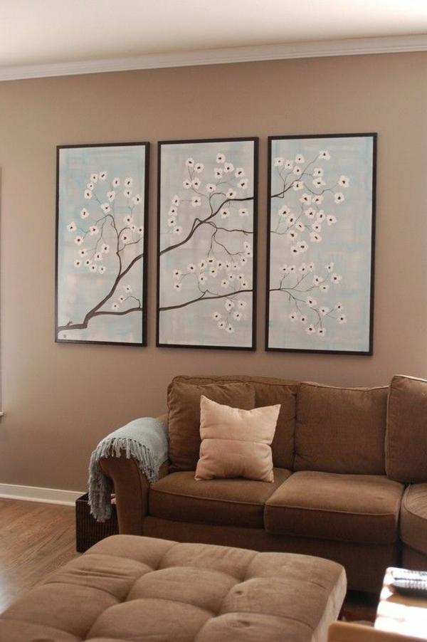 Brauntöne Wandfarbe Exquisit On Braun Auf Wandfarben Setzen Sie Eine Universale Farbe 3