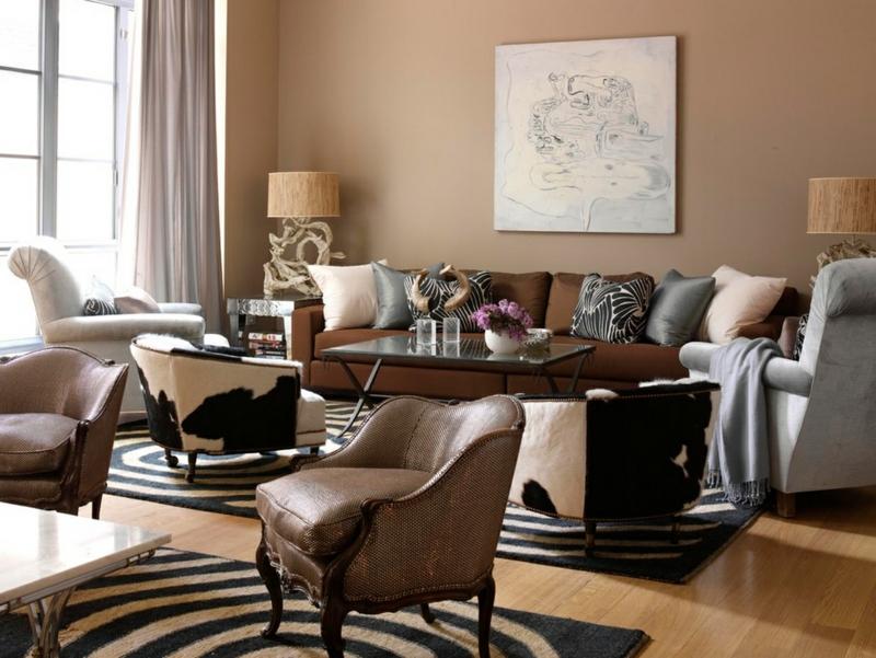 Brauntöne Wandfarbe Großartig On Braun überall Braune Entdecken Sie Die Harmonische Wirkung Der 1