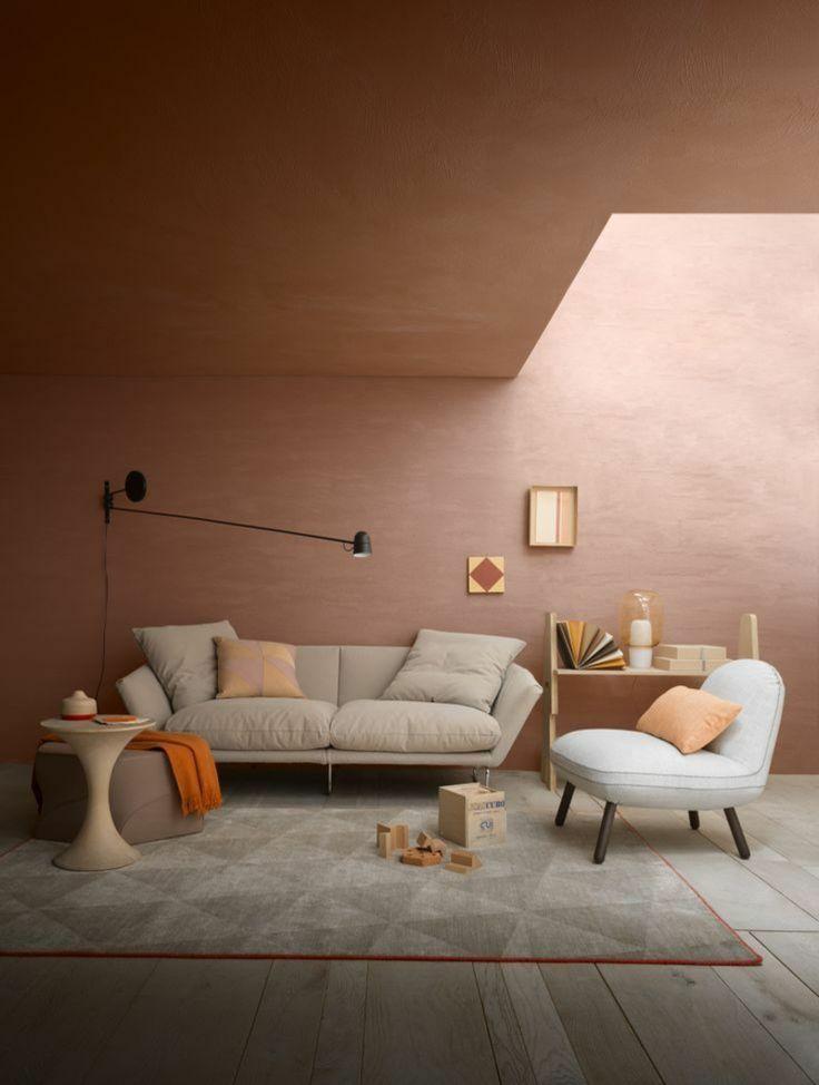 Creme Braun Wandfarbe Modern On Auf Die Besten 25 Ideen Pinterest Wohnwand 7