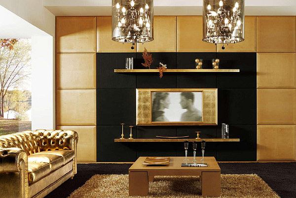 Deko Modern Living Bemerkenswert On Und Art Deco Interior Designs And Furniture Ideas 7