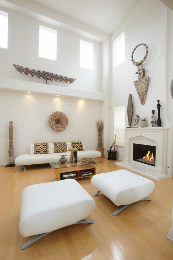 Deko Modern Living Charmant On In Bezug Auf Contemporary Room With Art Deco Elements Loft Apartment 3