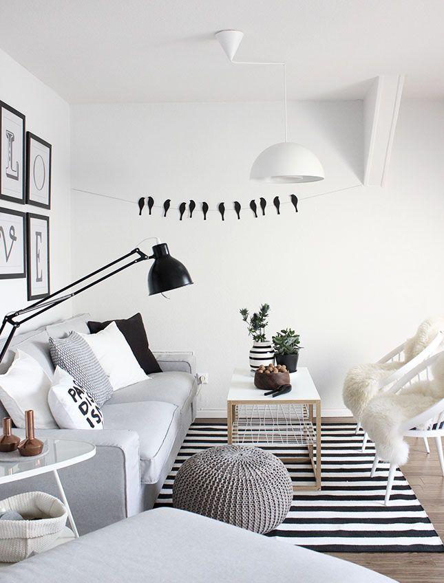 Deko Schwarz Weiß Wohnzimmer Ausgezeichnet On Auf Die Besten 25 Ideen Pinterest Marmormuster 3