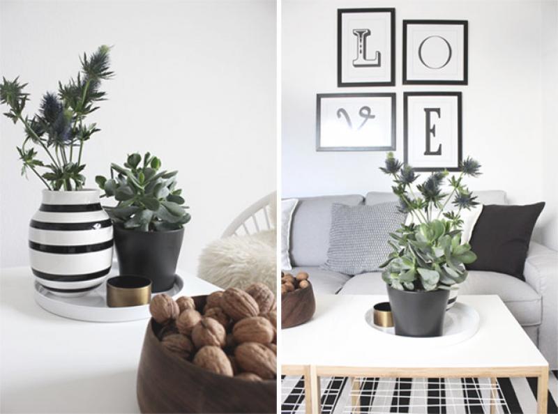 Deko Schwarz Weiß Wohnzimmer Stilvoll On Beabsichtigt Stunning Weiss Pictures House Design 4