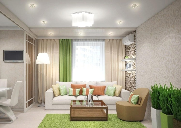 Deko Wohnzimmer Grün Beige Beeindruckend On Und Nauhuri Com Einrichten Braun Neuesten Design 4