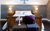 Dekoration Schlafzimmer Dachschräge