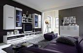 Dekoration Wohnzimmer Modern Lila