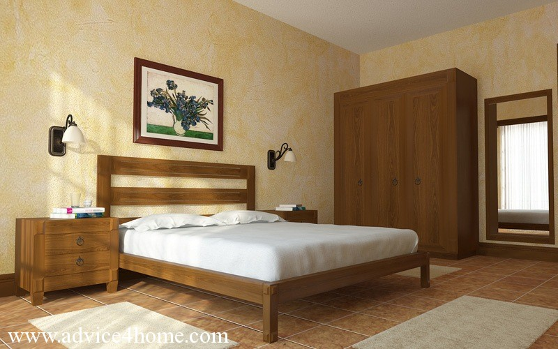 Design Bad Interessant On Andere In Wood And Wardrobe Cream Wall 4