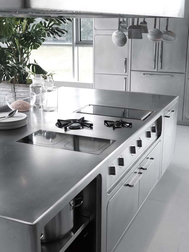 Design Edelstahl Küchen Fein On Andere Mit Objektiv Deko Designs 3
