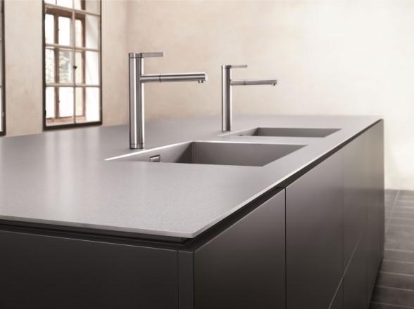 Design Edelstahl Küchen Großartig On Andere Für Haus Title Amocasio Com 5