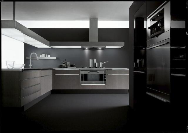 Design Edelstahl Küchen Herrlich On Andere Auf Kuche Abimis 6