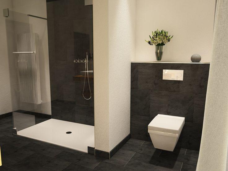 Dusche Fliesen Modern Bemerkenswert On Innerhalb Die Besten 25 Begehbare Ideen Auf Pinterest Badezimmer 1